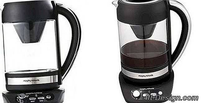 Cascata, pembuat kopi air terjun Morphy Richards
