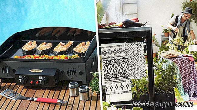 Barbecue VS Plancha: pertandingan!: yang