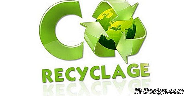 Co-recyclage.com, eine Website, um alles zu recyceln