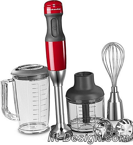 KitchenAid mergulhando liquidificador: kitchenaid