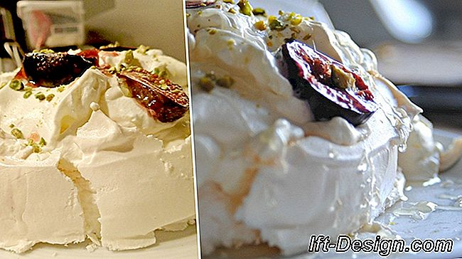 Recipe: Fall Pavlova ar KitchenAid Artisan Robot: pavlova