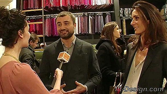 Video: Paris Déco Off Right Bank, interviews met textieldecorateurs