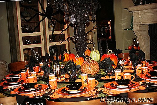 10 Ideas para una exitosa decoración de Halloween