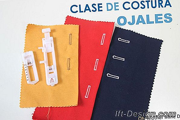 Video: clase de costura: poniendo un ojal
