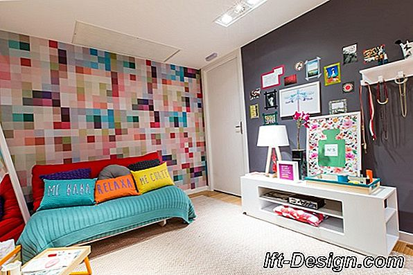 5 Ideas de decoración de pared para personalizar la habitación.