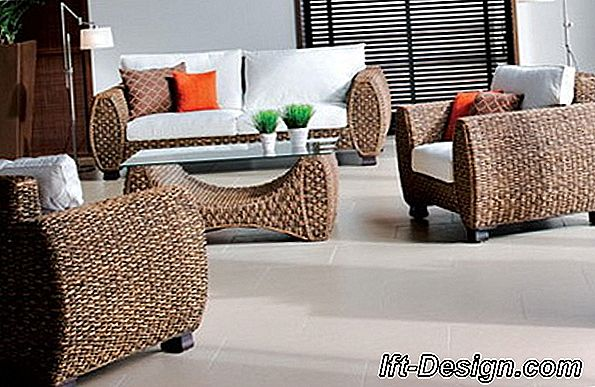 Rattan invade la decoración, para un estilo natural y retro.
