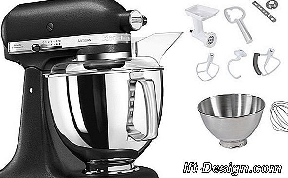 KitchenAid mencelupkan blender