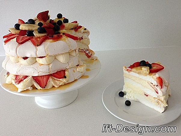 Recept: Fall Pavlova a KitchenAid Artisan Robotjával