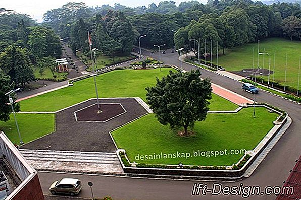 Tips Lansekap: Taman Kontemporer