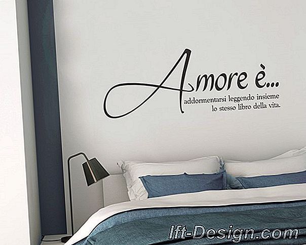 Idee regalo decorative per una camera da letto per adulti