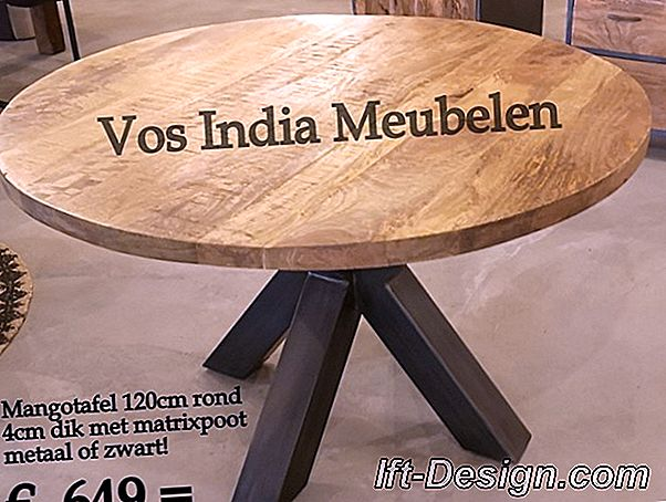 Rond de tafel in India