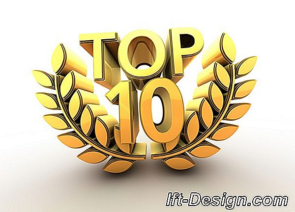 De top 10 decovideo's