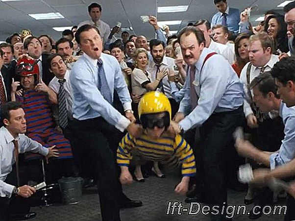 Martin Scorsese's The Wolf of Wall Street