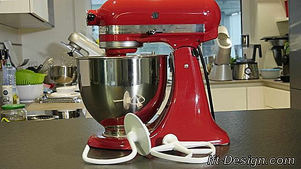 Test: KitchenAid dondurma üreticisi