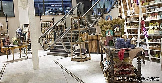 Anthropologie deschide un colț la BHV Marais Paris